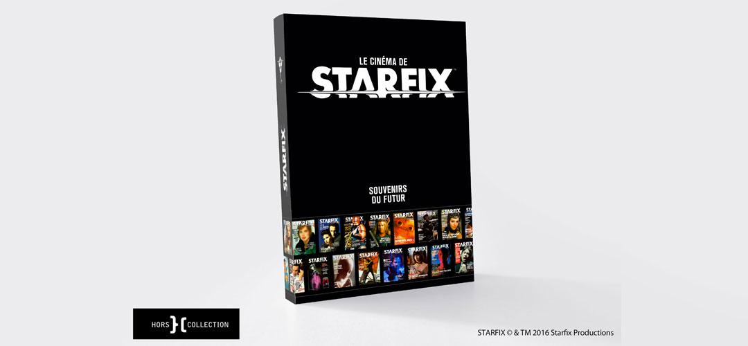 Livre LE CINEMA DE STARFIX : SOUVENIRS DU FUTUR