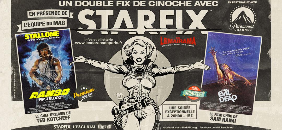 Soirées STARFIX