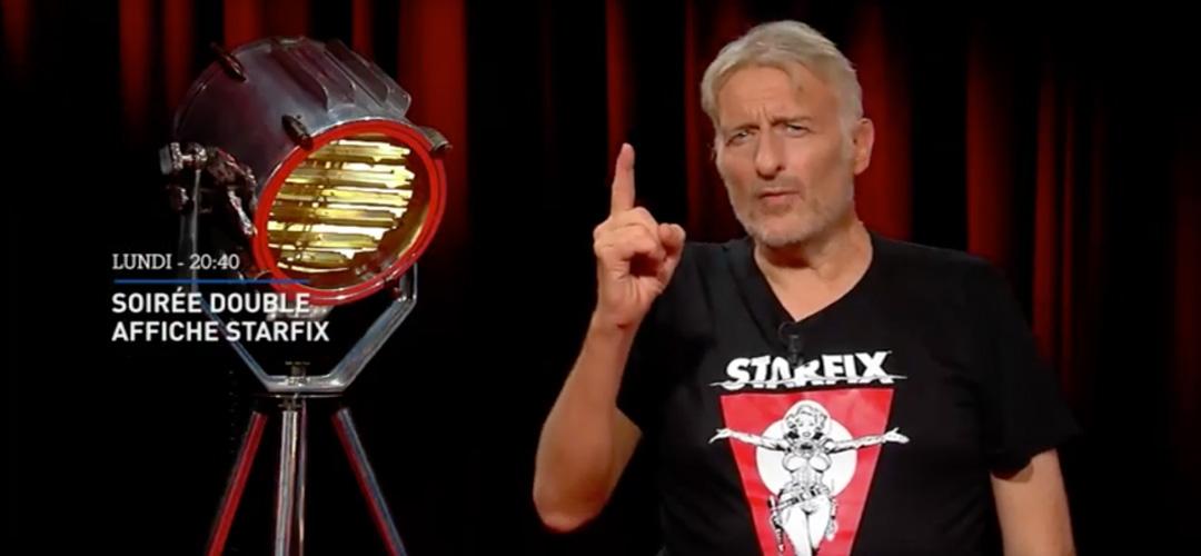 Soirées DOUBLE AFFICHE STARFIX saison 2 continuent sur PARAMOUNT CHANNEL
